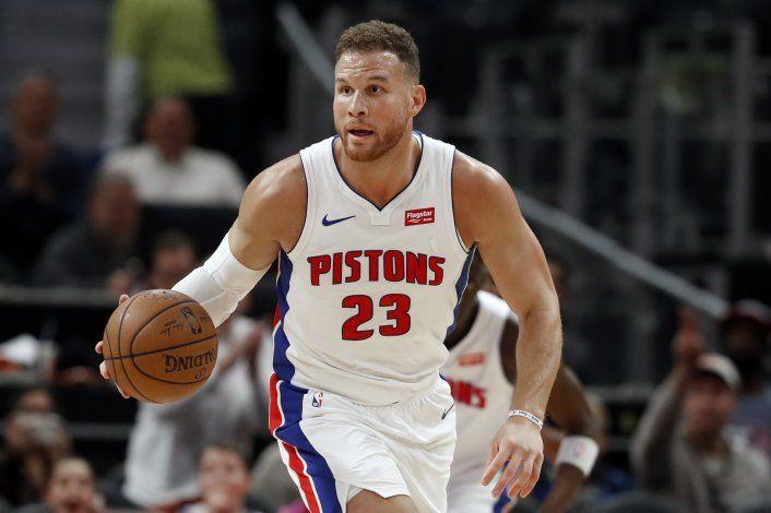 Timberwolves vencen a Pistons y arruinan regreso de Griffin