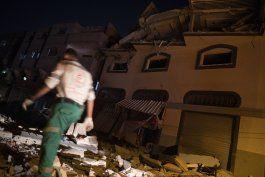 muere comandante yihadi en ataque aereo de israel en gaza