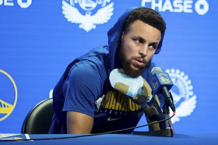 Curry espera volver 'al comienzo de la primavera