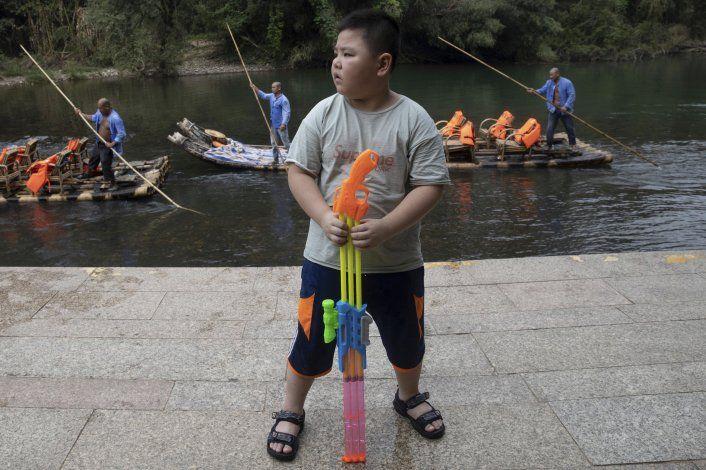 China quiere parques nacionales y proteger el medio ambiente