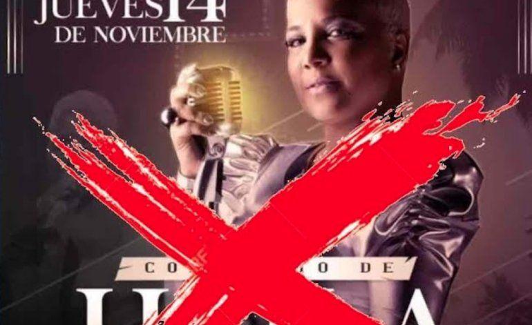 Cancelan el concierto de Haila en Miami