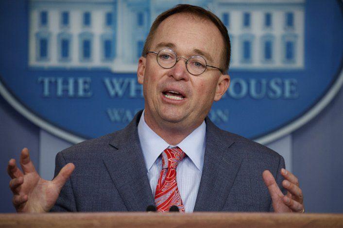 Jefe de despacho se niega a cooperar con el Congreso