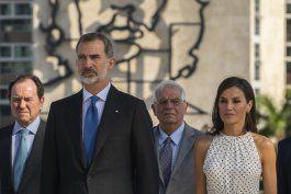 departamento de estado reacciona a la visita de los reyes de espana a cuba