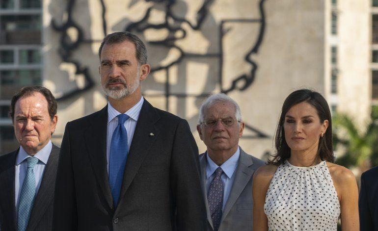 Departamento de Estado reacciona a la visita de los Reyes de España a Cuba