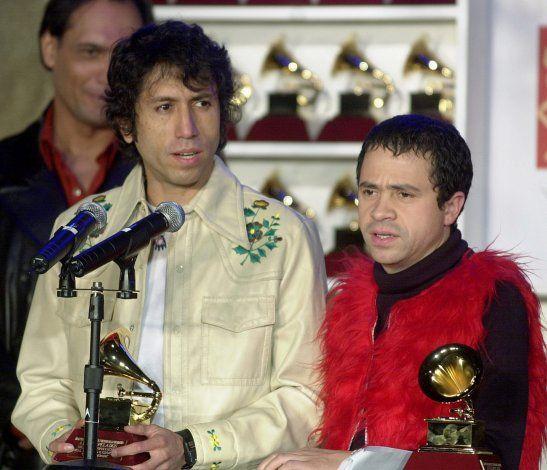 Los Latin Grammy celebran 20 años de momentos memorables