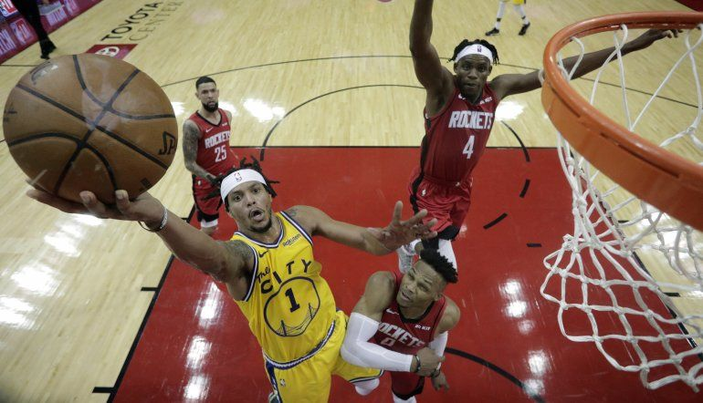 Warriors pierden a Damion Lee por fractura