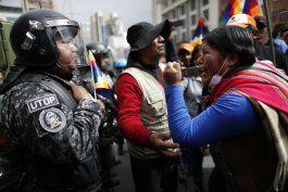 nueva presidenta de bolivia enfrenta al partido de morales