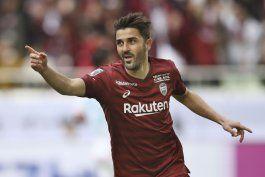 delantero espanol villa se retirara del futbol en japon