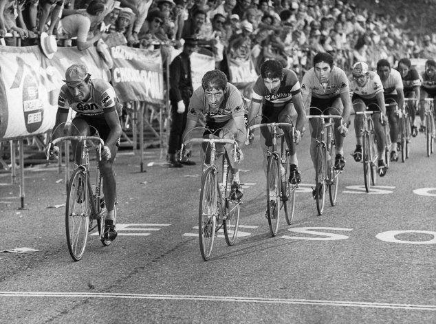 Muere Raymond Poulidor, el 'eterno segundón' del Tour