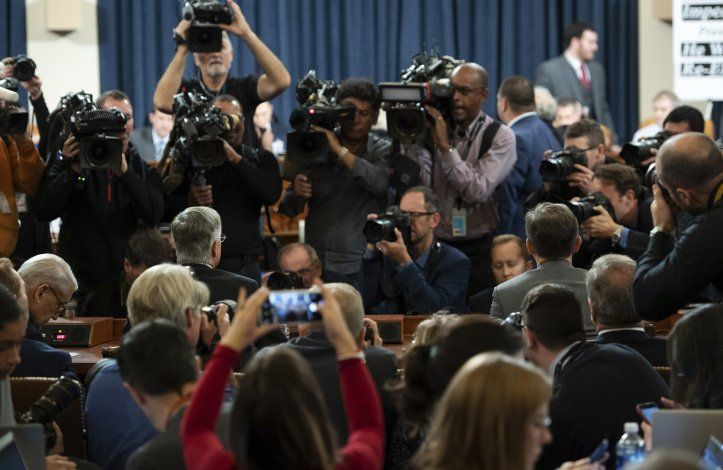 LO ÚLTIMO: Concluye primer día de audiencias sobre Trump