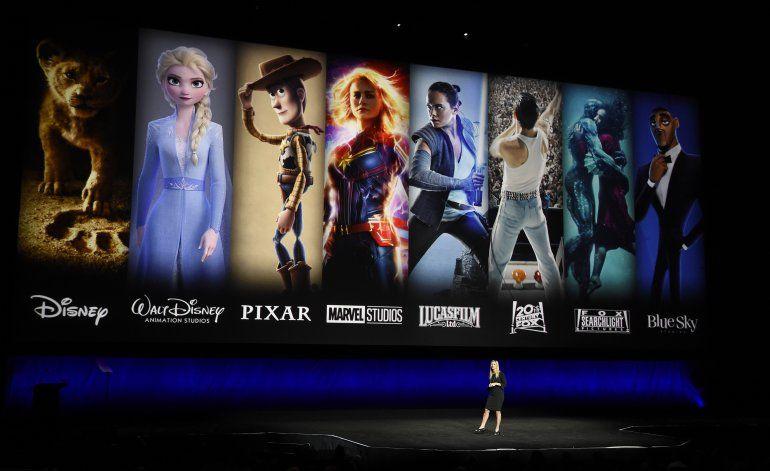 Disney Plus llega a 10 millones de suscriptores en un día