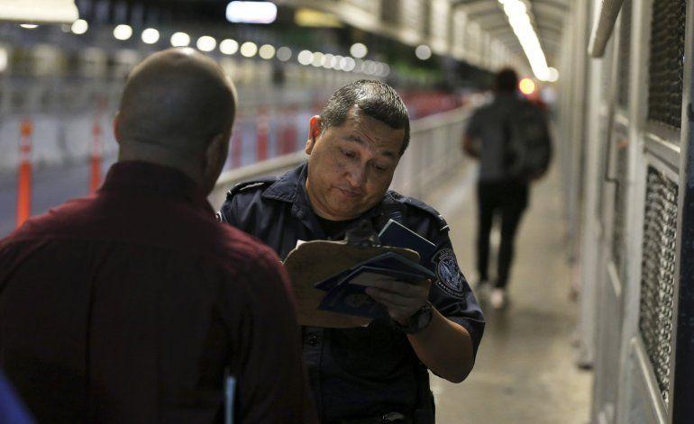 EEUU busca endurecer condiciones para solicitantes de asilo