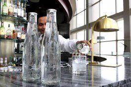 hyatt sacara botellas de plastico de banos para 2021