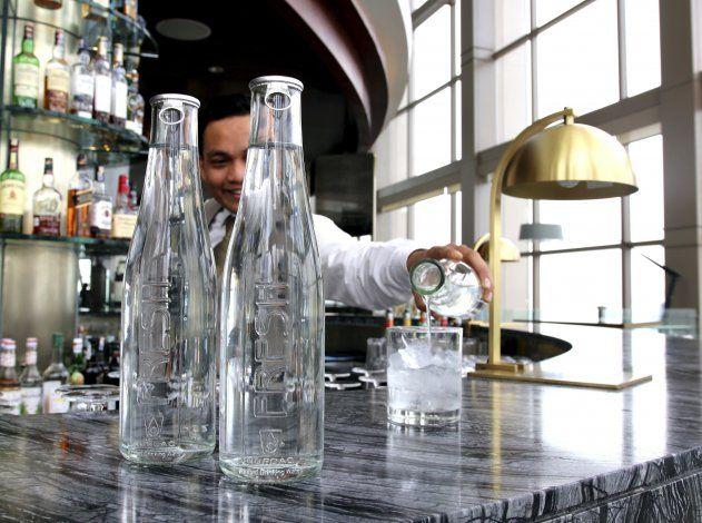 Hyatt sacará botellas de plástico de baños para 2021