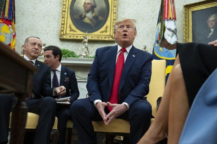 Trump minimiza proceso de juicio político en su contra