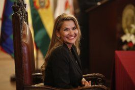 lucha de poder en bolivia: anez vs un morales en el exilio