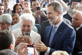 rey de espana aboga por pluralidad y libre expresion en cuba