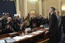 en proximos dias: mas revelaciones sobre caso trump-ucrania