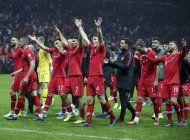 francia y turquia se clasifican a la euro 2020