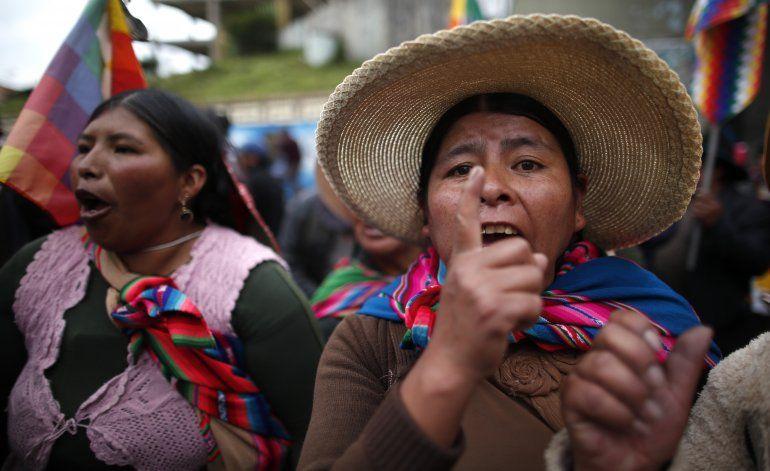 Gobierno dice que Evo Morales no puede volver a postularse