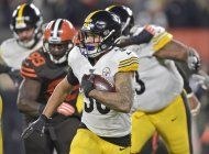 steelers pierden a smith-schuster por conmocion cerebral