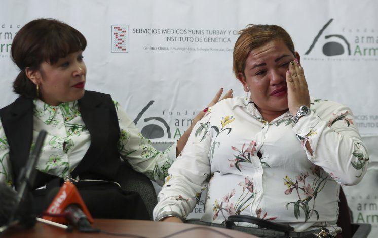Colombiana encuentran familia después de tragedia de Armero