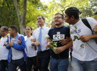 guaido pide a los venezolanos que regresen a las calles