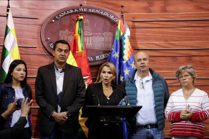 Canciller de Bolivia anuncia que rompe relaciones diplomáticas con Venezuela y se retira de UNASUR y ALBA