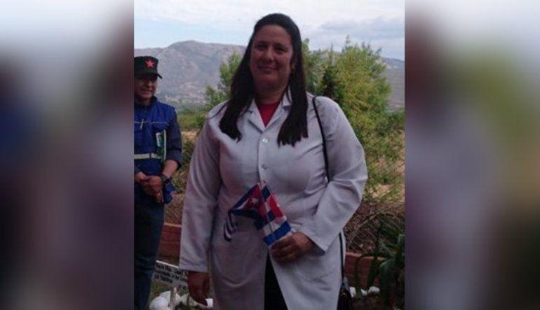 Detienen en Bolivia a jefa de Brigada Médica Cubana