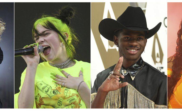 Las posibles nominaciones a los Grammy