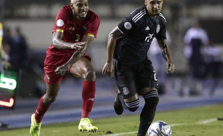 México hunde más a Panamá al vencer 3-0 en Liga de Naciones