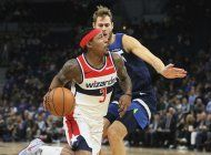 beal anota 44 y wizards ganan 137-116 a timberwolves