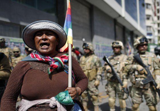 CIDH condena a Bolivia por eximir de culpa a militares