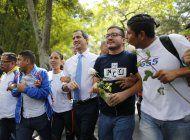 venezuela: gobierno y oposicion miden fuerzas en las calles