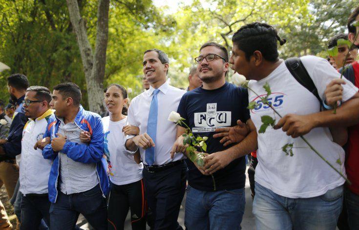 Venezuela: Gobierno y oposición miden fuerzas en las calles