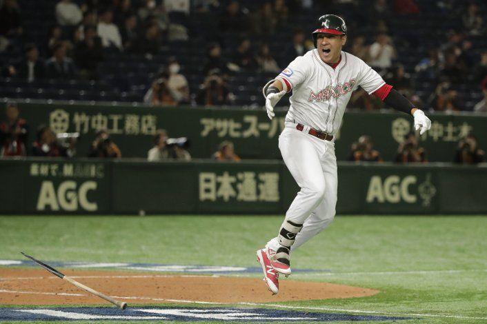 México gana a EEUU y disputará el torneo olímpico de béisbol