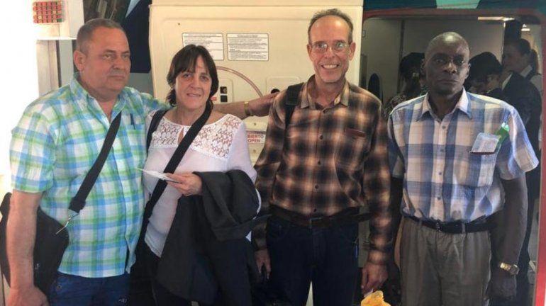 Liberados los cuatro cubanos que estaban detenidos en Bolivia