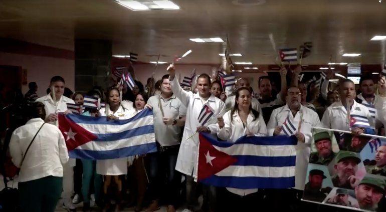 EEUU respaldó al gobierno interino de Bolivia por expulsar del país a cientos de funcionarios cubanos