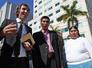 indigenas bolivianos reclaman justicia en eeuu