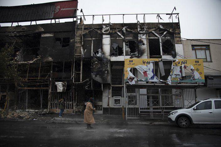 AI: Protestas en Irán han dejado 106 muertos