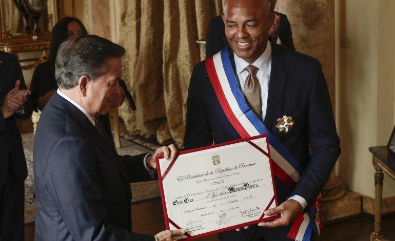 Mariano Rivera, embajador deportivo de Panamá