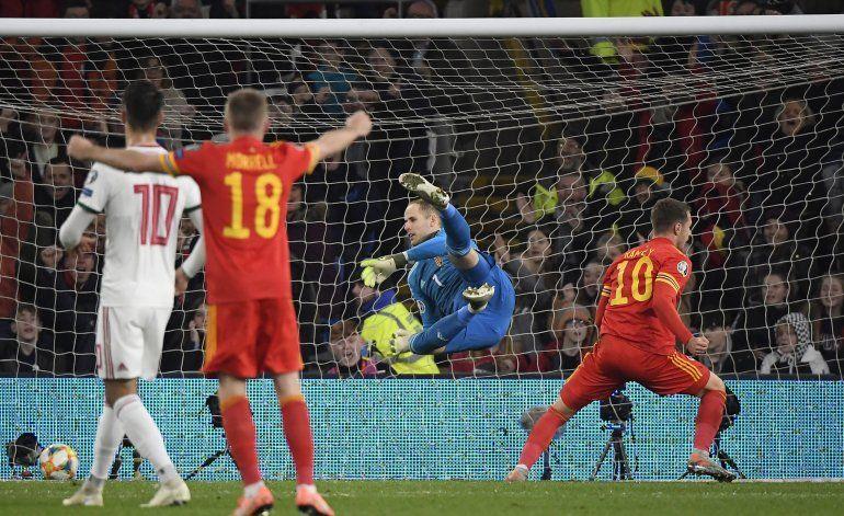 Gales se adueña del último boleto directo a la Euro 2020