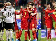 terminaron las eliminatorias rumbo a a la euro 2020: cuales son las selecciones clasificadas y cuales iran al repechaje
