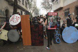 ap explica: ¿como han evolucionado las protestas en chile?