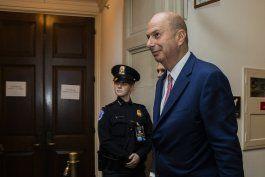 lo ultimo: republicano rechaza argumentos de sondland