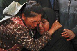 bolivia: anez envia proyecto de ley para pedir elecciones
