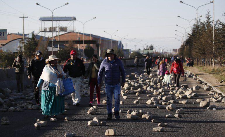 Bolivia: Áñez envía proyecto de ley para pedir elecciones