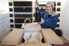 mal momento para los vinos franceses