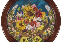 2 pinturas de kahlo suman 9 millones de dolares en subasta