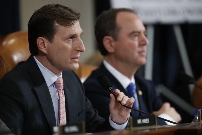 Trump ordenó quid pro quo con Ucrania, dice testigo crucial